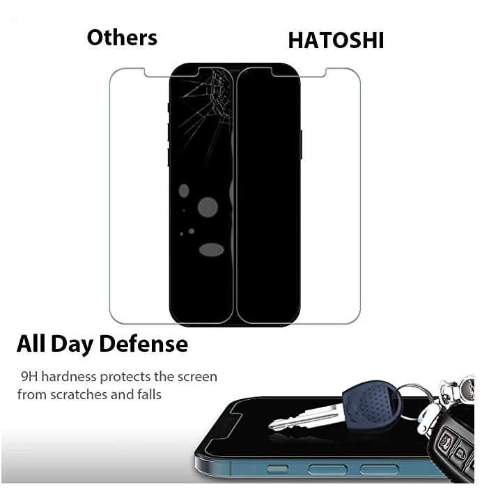 tempered glass screen protector iphone 13